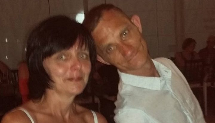 Donna and Richard Bean