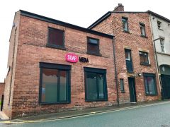 The Edwardian building had been left to rot - but now has a new use