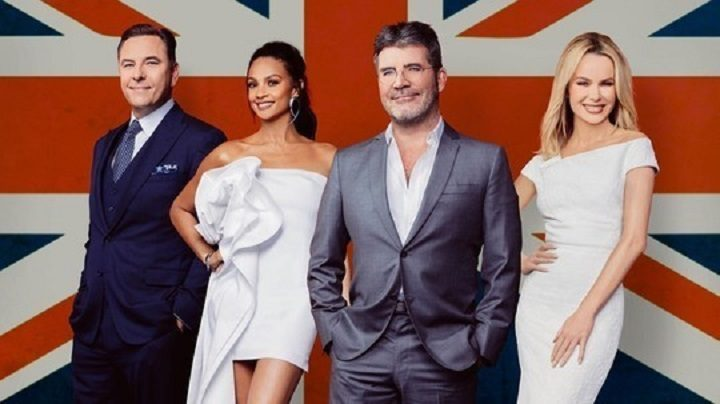 The judges of Britain's Got Talent which is shown on ITV