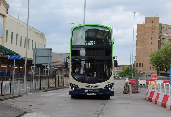 here s all the new and revised bus services for preston. Black Bedroom Furniture Sets. Home Design Ideas