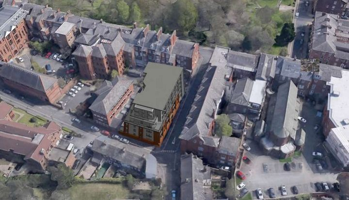 Major New Apartments Plan For Winckley Square Sports Hall Blog Preston