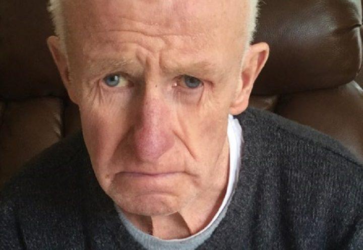 Ian Balloch had fallen in Cop Lane, Penwortham