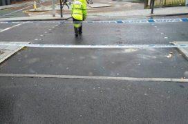The scene in Ringway