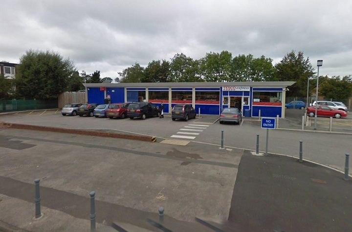 Tesco store in Blackpool Road, Preston Pic: Google