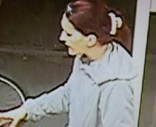 A picture of a woman has been released in connection with the incident