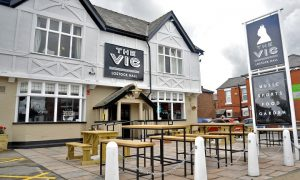 The Vic has seen major investment