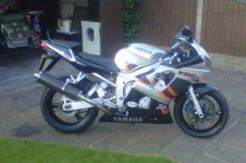 The bike was taken during Tuesday night
