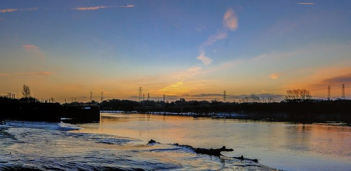 View of the River Ribble Pic: Paul Melling