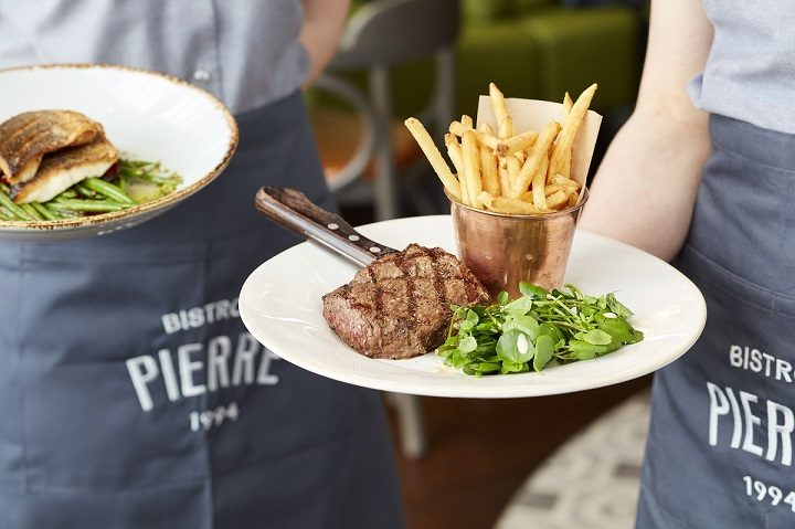 Steak and frites anyone?
