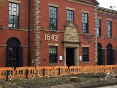 1842 Bar and Restaurant in Lune Street