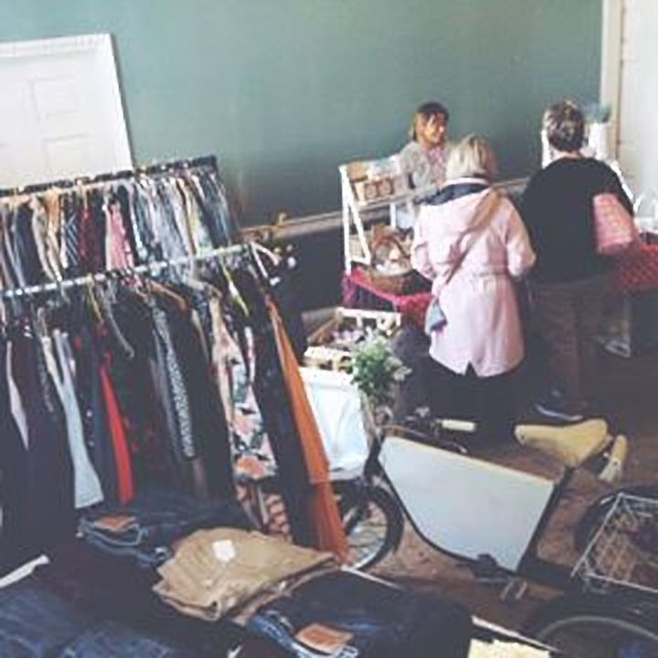 Swap Your Unwanted Clothes At Townhouse Coffee And Brew
