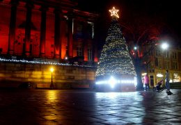 Where will you park this Christmas? Pic: Tony Worrall