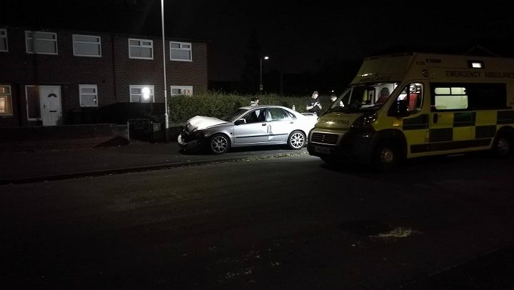 The scene in Elswick Road in Larches Pic: Benny Mc'Nally/Preston Chatterbox