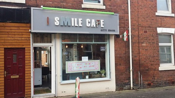 The I Smile Cafe