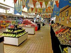The Banana King stall in Preston Indoor Market Pic; 70023venus2009