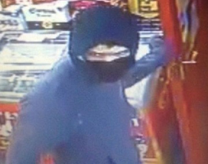 A man police wish to speak to in connection with Ashton robbery