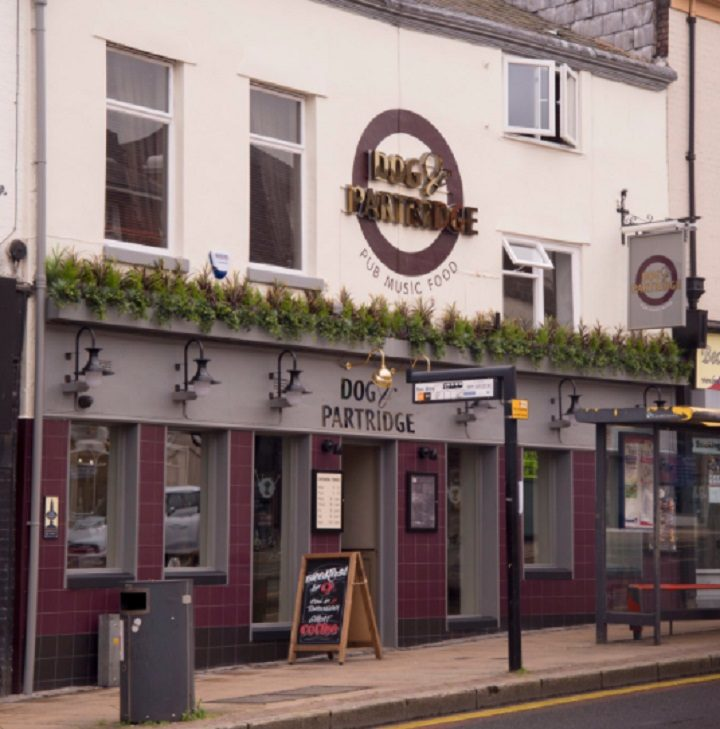 The Dog and Partridge in Friargate