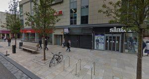 The empty shop in Fishergate Pic: Google