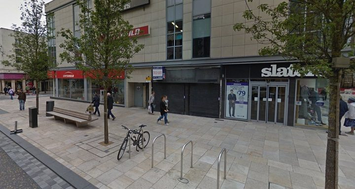 The empty shop in Fishergate Pic: Google