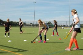 Garstang Hockey threw open their doors last year for taster sessions