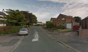 Mayfield Avenue in Ingol where the attack took place Pic: Google