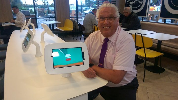 Nigel Dunnington operates McDonalds across Preston and Lancashire