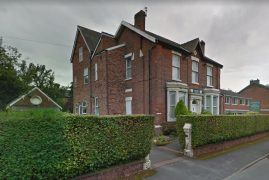 The former Oakendale care home Pic: Google