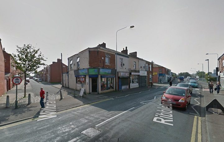 Ribbleton Lane where the cafe could open Pic: Google