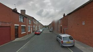 Alert Street has seen significant police activity Pic: Google