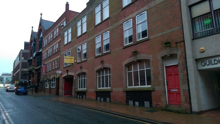 Guildhall Street will be home to the People's Production Lab