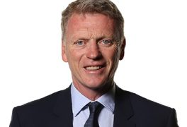 David Moyes played for and managed Preston North End