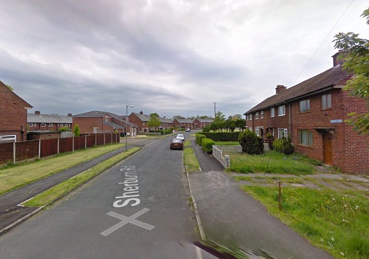 Sherburn Road in Penwortham off Studholme Crescent Pic: Google
