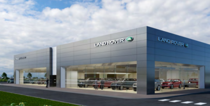 New car dealership looks set to open in Fulwood | Blog Preston
