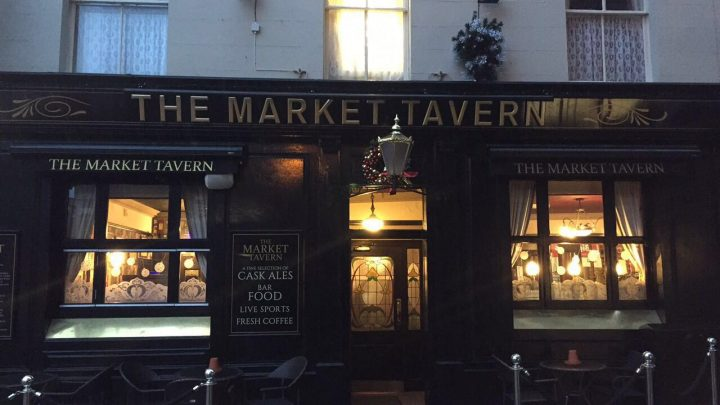 The Market Tavern is expected to see a new menu