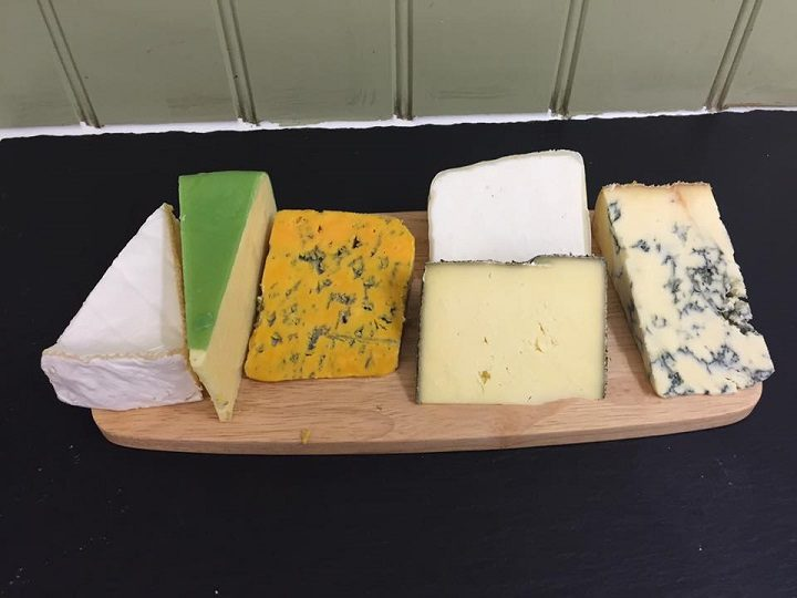 Cheeseboards will be served up alongside fine wines