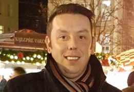 Gareth Roberts died after an incident at a house in Fulwood - two people were arrested on suspicion of murder