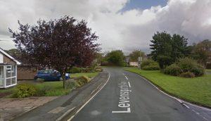 Levensgarth Avenue where the man was found Pic: Google
