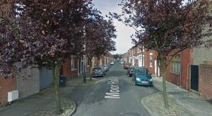 Moor Hall Street in the Plungington area Pic: Google