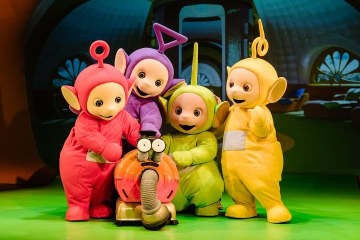 Plenty of the Teletubbies friends will also be appearing