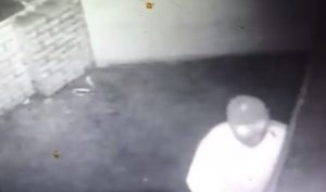 CCTV footage released by the pub
