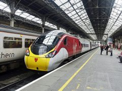 All Pendolino trains are due to be fitted with the free Wi-Fi upgrade Pic: 70023venus2009