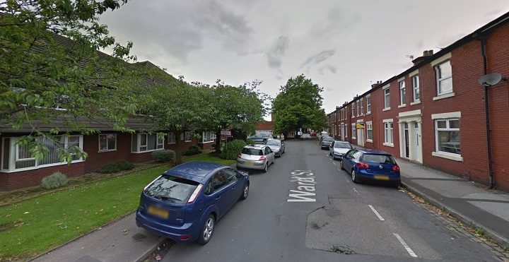 Ward Street Pic: Google