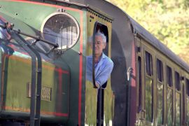 A Ribble Steam rail service in operation PicL Tony Worrall