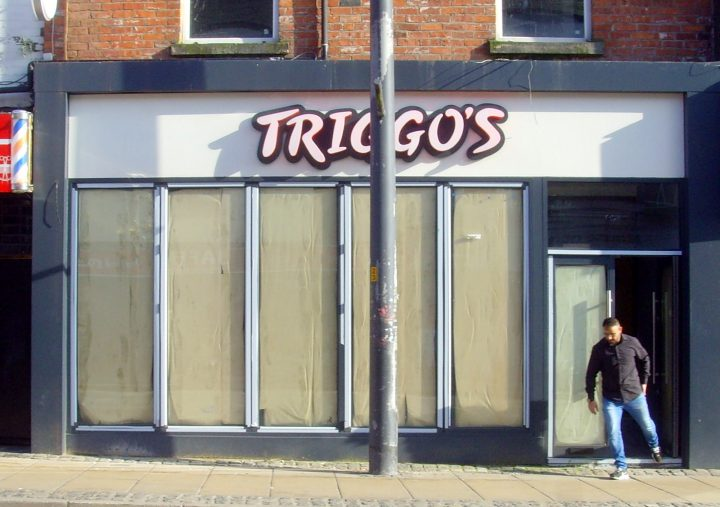 Triggo's on Friargate. Pic: Tony Worrall