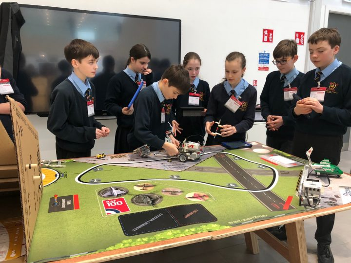 Preston Junior Engineers Make Final Of National