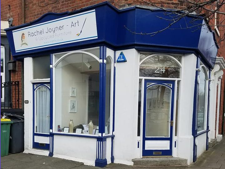 Rachel Joyner - Art & Upcycled Furniture is on Garstang Road