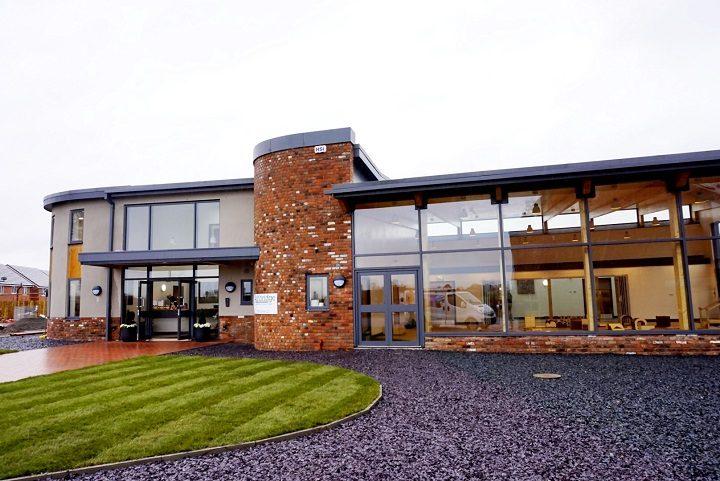 The Ashbridge Nursery has been expanding at Maxy House Farm