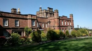 The current Sue Ryder hospice at Cuerden Hall Pic: Ellie