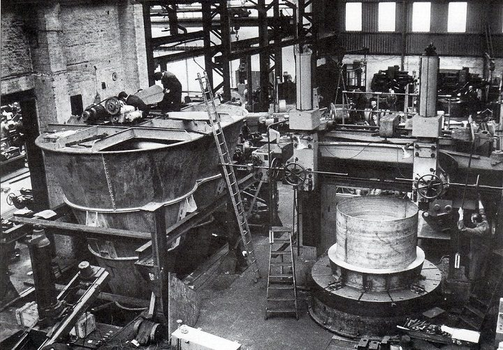 Drydens Foundry