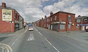 Junction of Hermon Street and Ribbleton Lane Pic: Google
